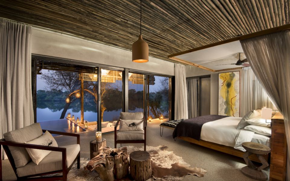 Matetsi River Lodge Suite 3