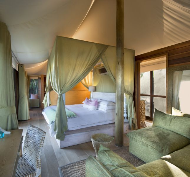 And Beyond Xaranna Okavango Delta Camp Guest Room1