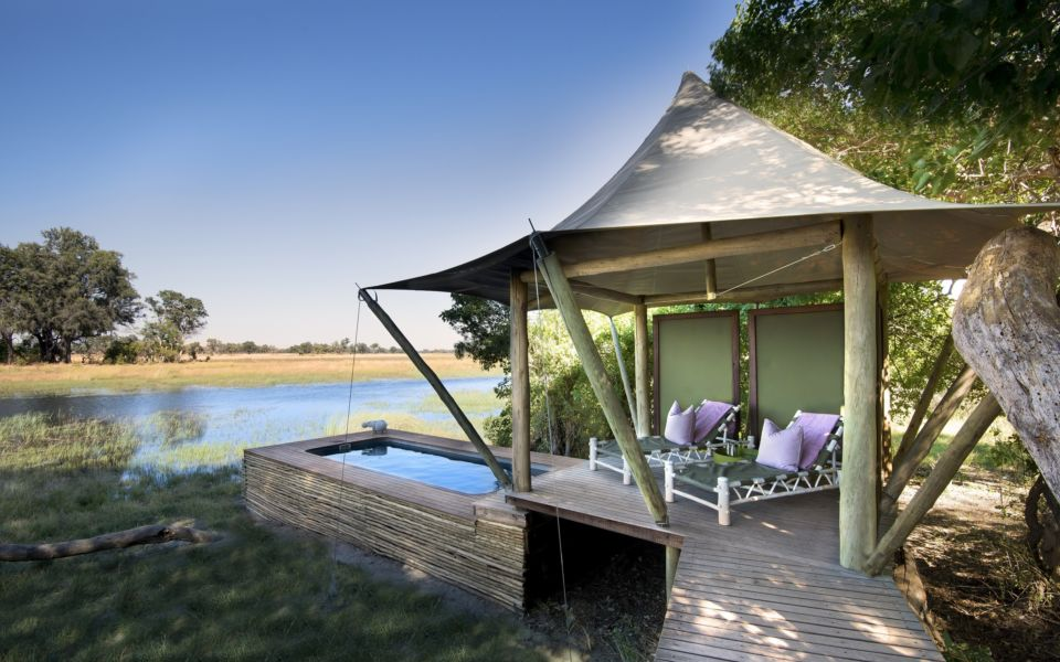 And Beyond Xaranna Okavango Delta Camp Private Sala