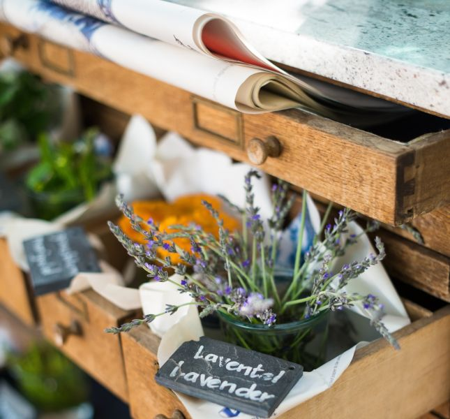 6 Choose Your Own Herbs For Tea