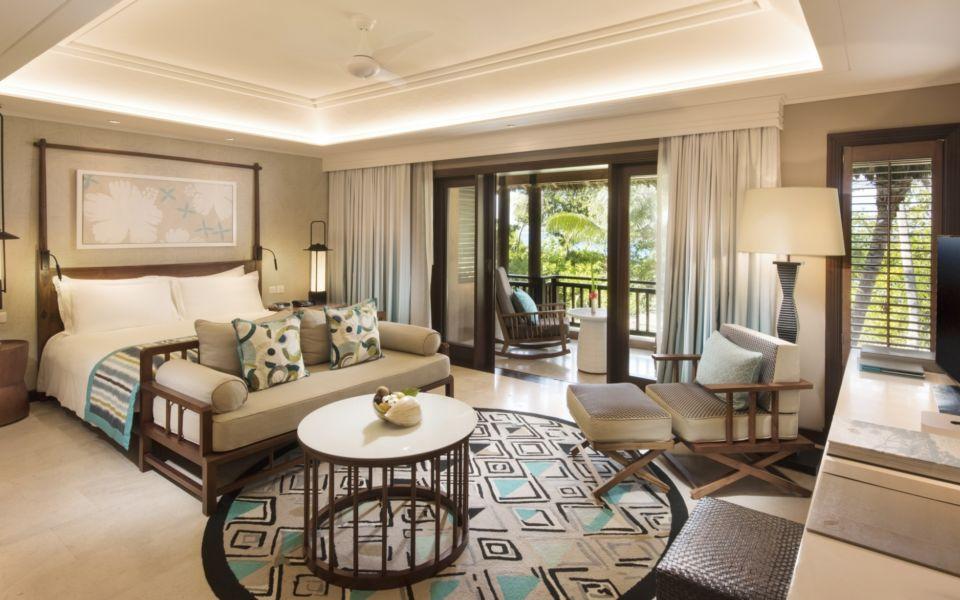 Lemuria Seychelles 2016 Ab Junior Suite Bedroom 01