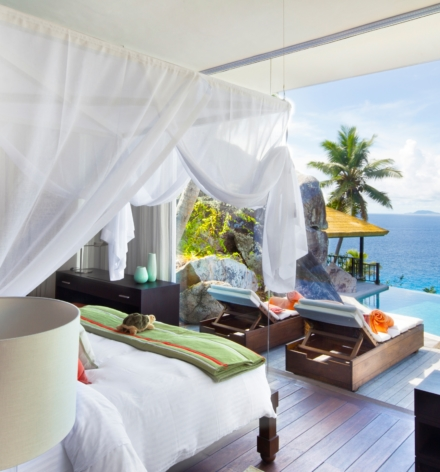 Fregate Island Private Interior Private Pool Spa Residence Villa 16