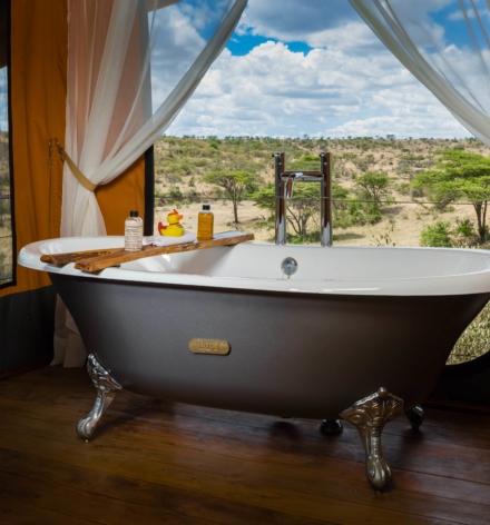 Mahali Mzuri Bath