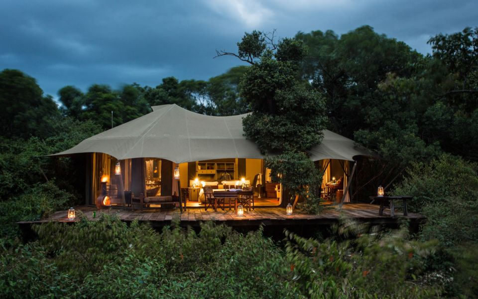 Mara Plains Wb Tent