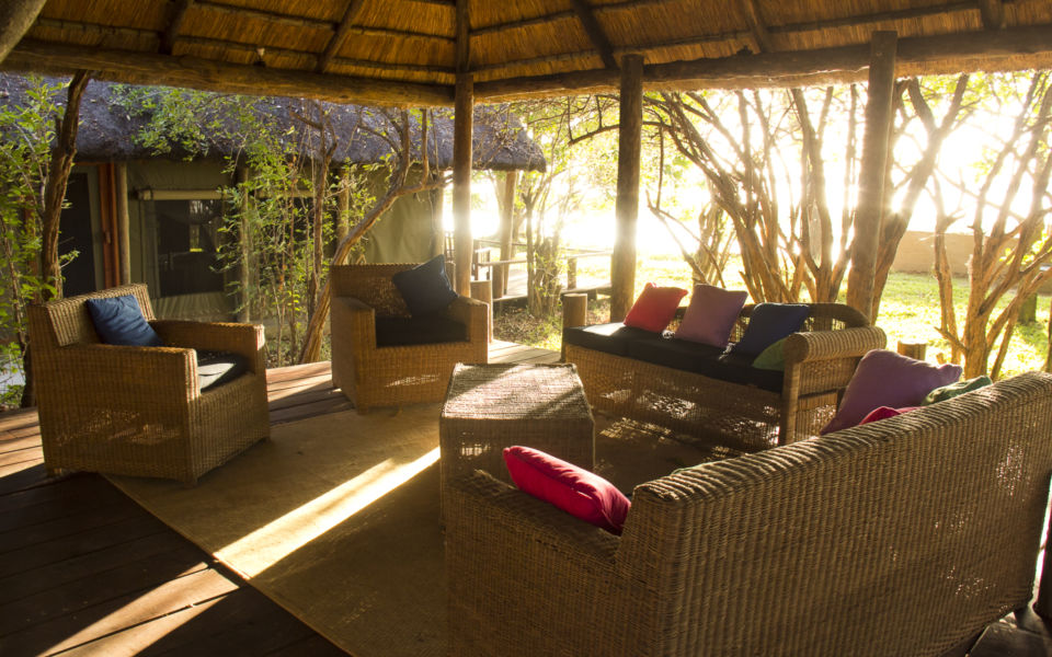 Royal Zambezi Seating Area