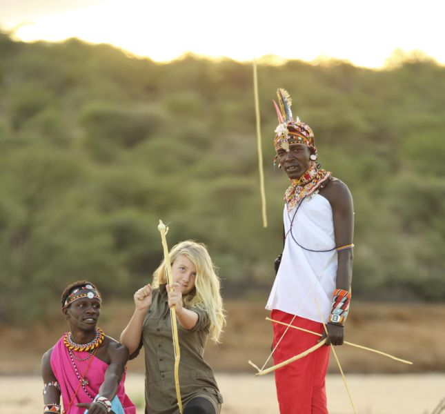 Sasaab Learning From Samburu