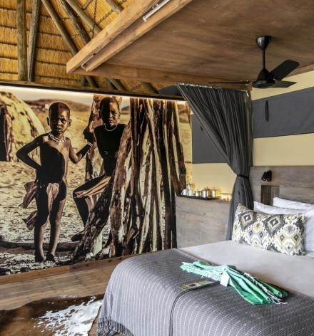 Serra Cafema Bedroom