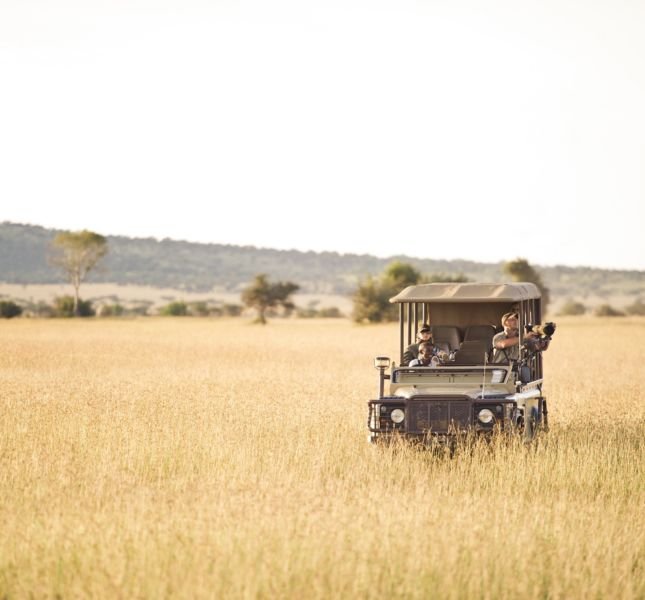 Singita Explore Game Drive3