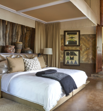 Singita Pamushana Lodge Bedroom 2