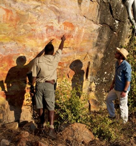 Singita Pamushana Rock Art1