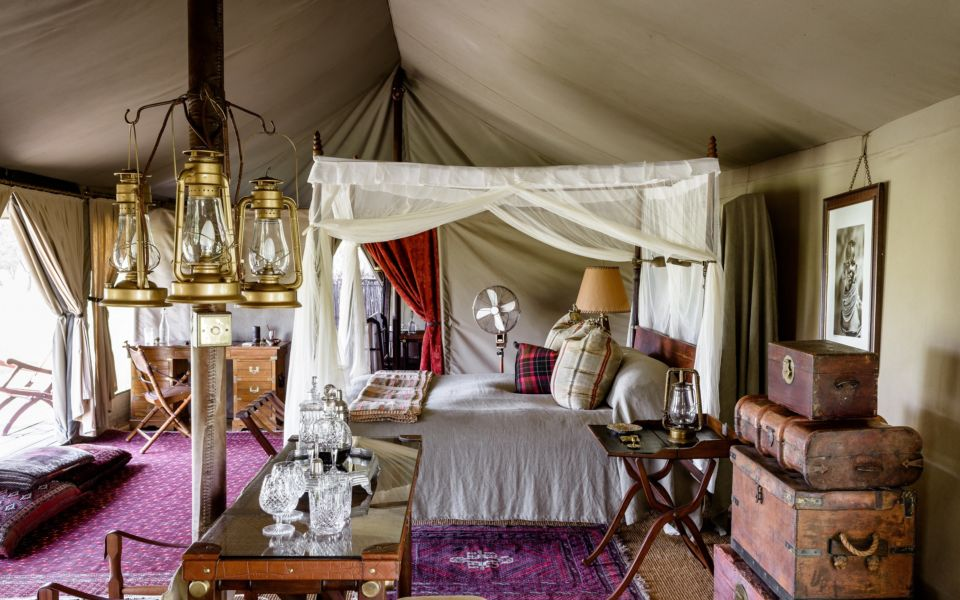 Singita Sabora Tented Camp 15